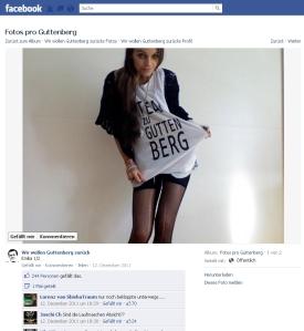 """Foto """"Team zu Guttenberg"""""""