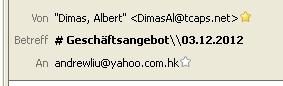 Dimas Albert