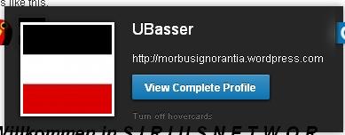 Stranger Blogger 2