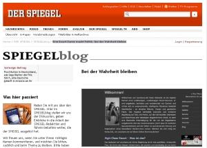 Spiegelblog